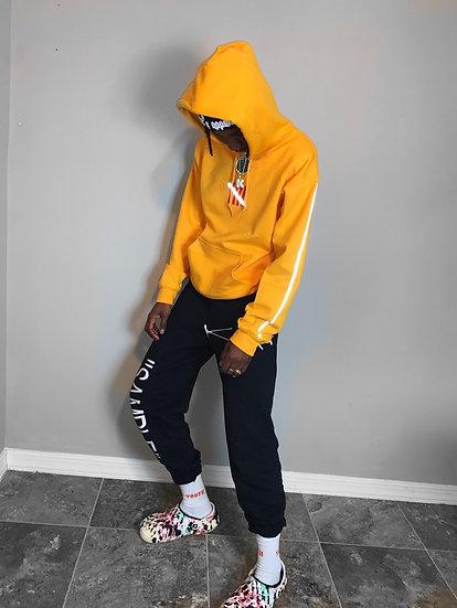 Tally Mustard Hoodie