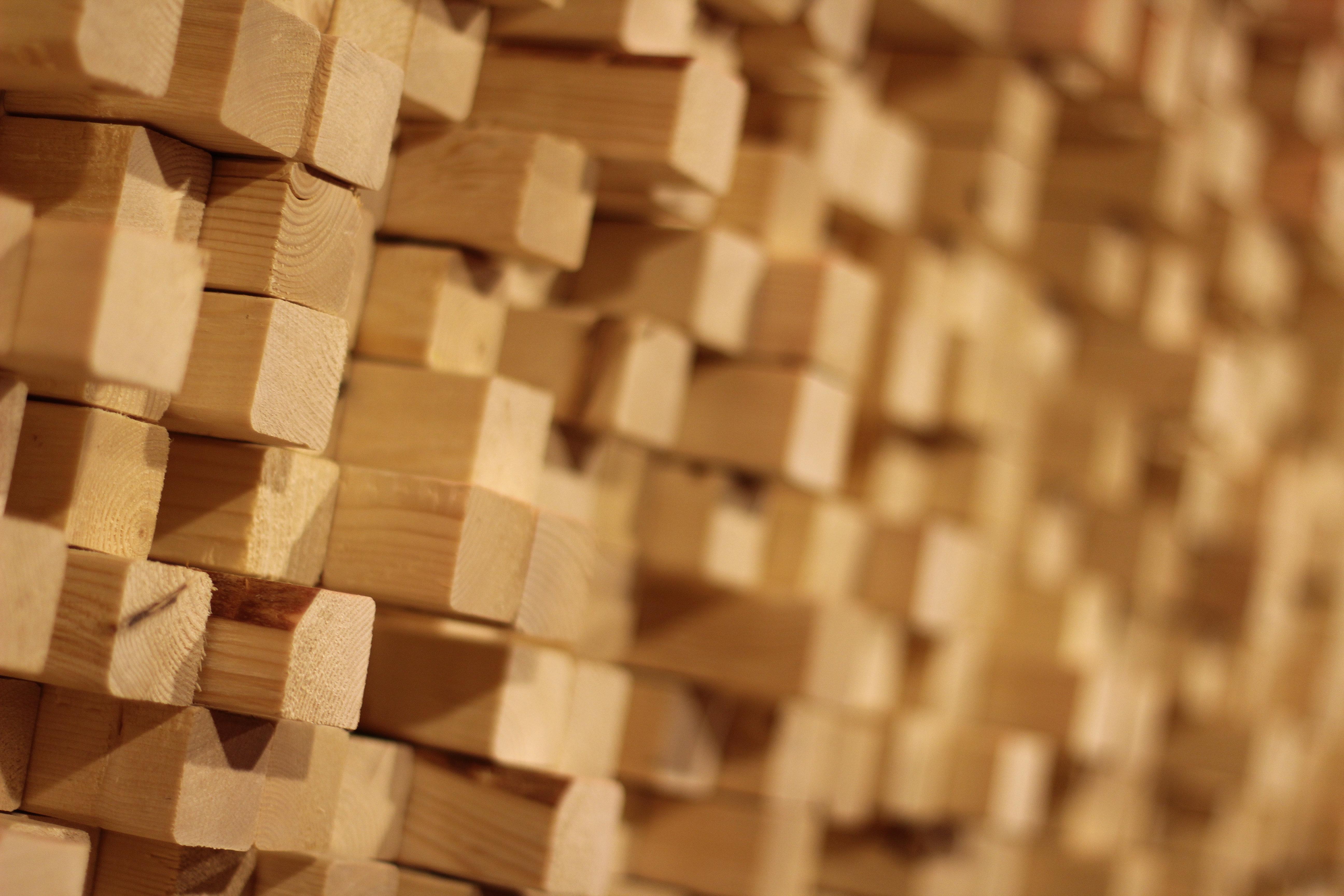 Wood Interior Adapt Audio Recording Studio In Minot Nd Diffuser Wall