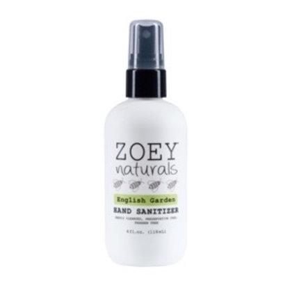 Zoey Natural Hand Sanitizer