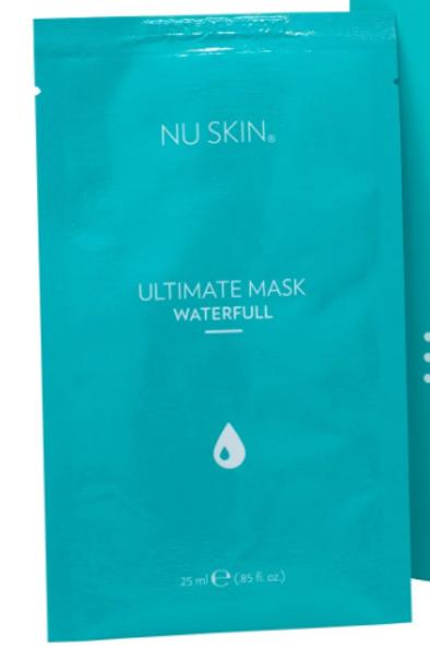 Nu Skin Ultimate Waterfull Mask