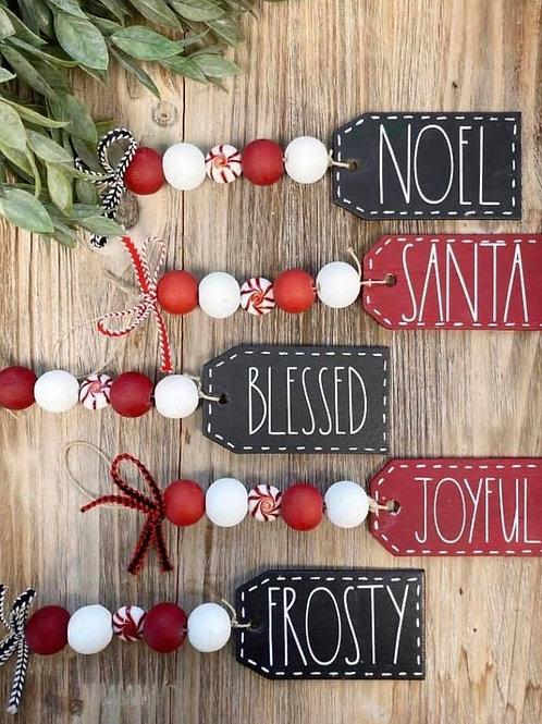 Christmas Decor- Homemade & Personalized