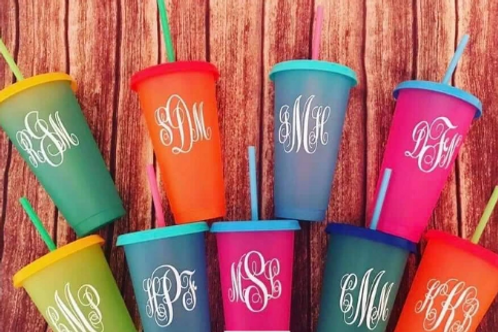 Coloring Changing Tumblers