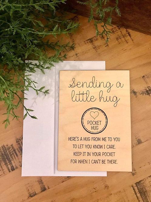 Sending a Little Hug