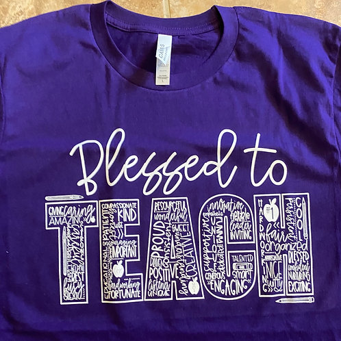Blessed to Teach