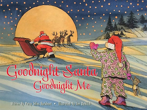 Goodnight Santa, Goodnight Me