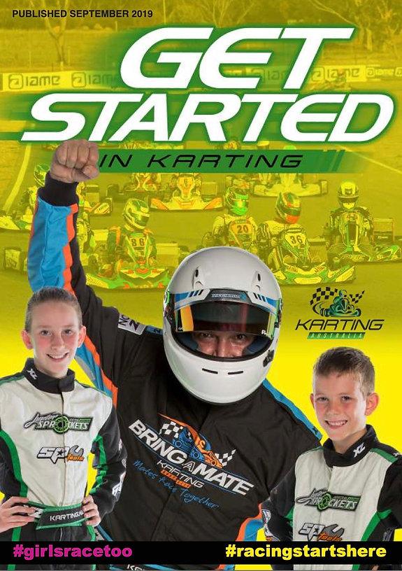 Get Started In Karting