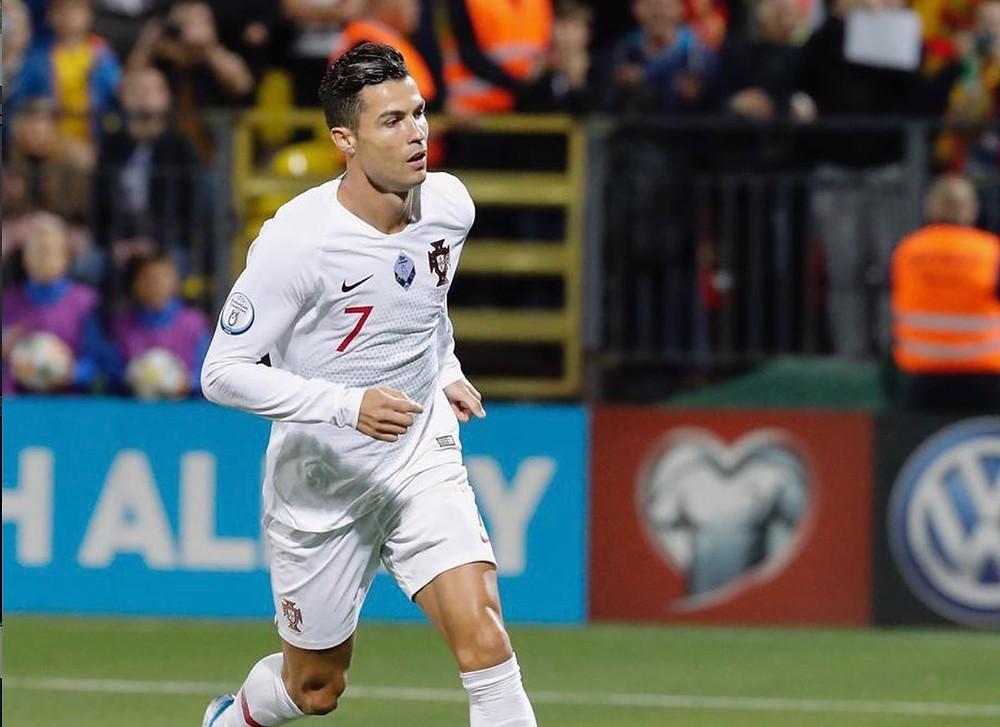 Instagram followers ig influencers storiesig champions win club final ronaldo goal soccer athlete sports scored league madrid