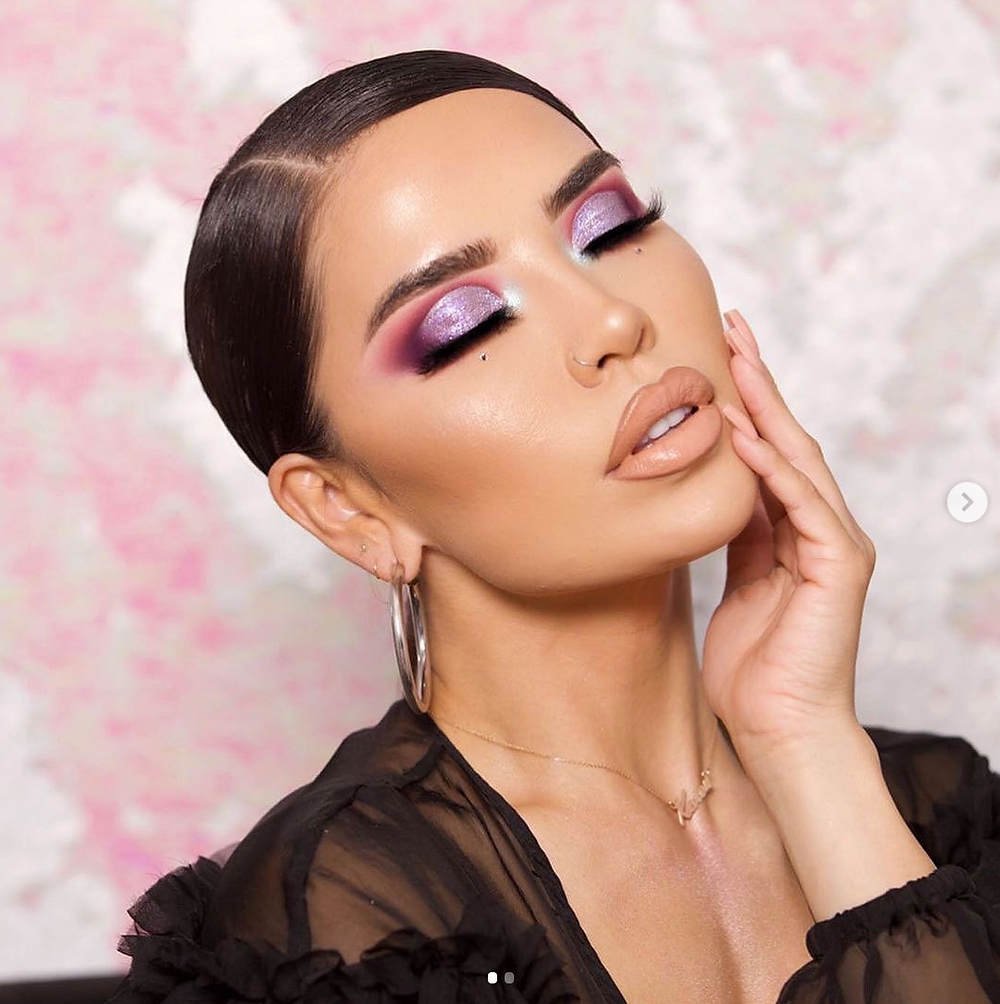 huda Kattan top social instagram influencer