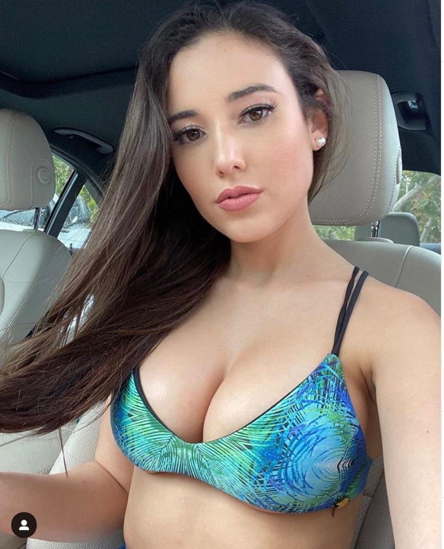 Angie Varona Bikini
