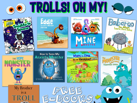 Free Books About Monsters, Aliens and Trolls