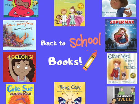 Back to School Books Giveaway!