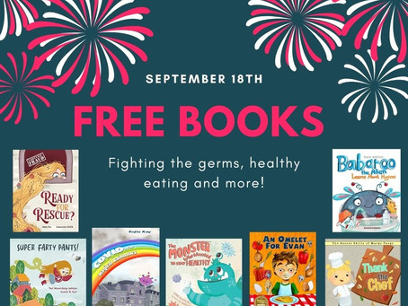 Free Kindle Books About Healthy Habits!