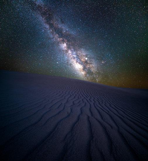 Stars Over Sand
