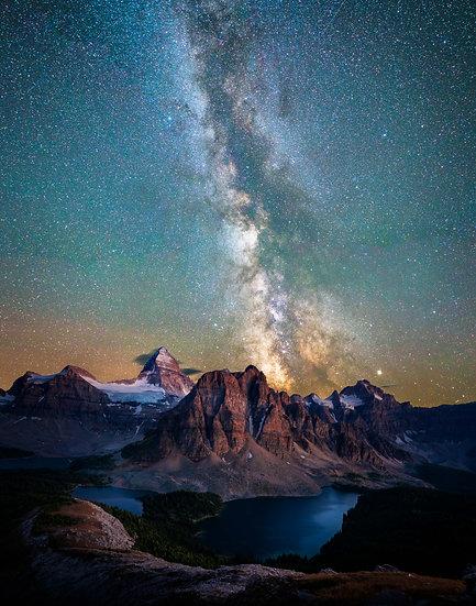 Starlit Valley