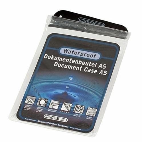 Ortleib A5 Waterproof Document / Map Case