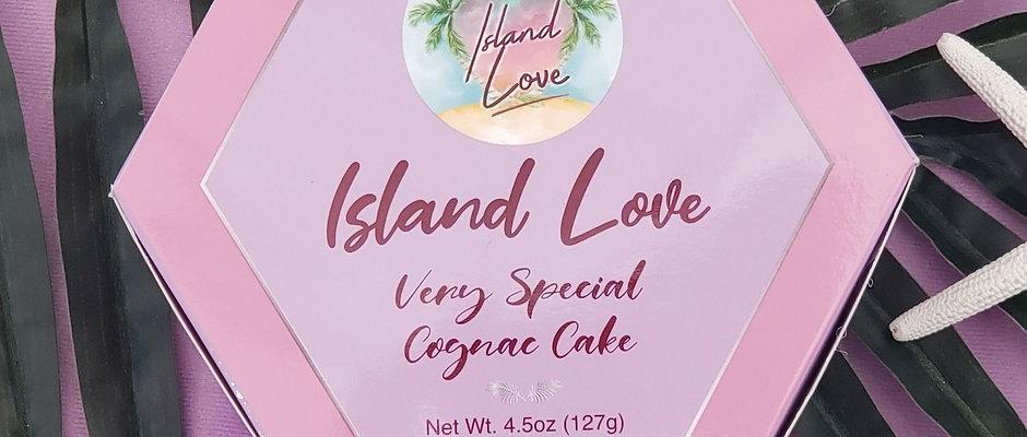 Island Love Very Special Cognac Cake