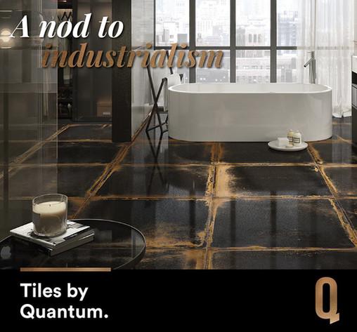 Graphic Gesign - Client Quantum