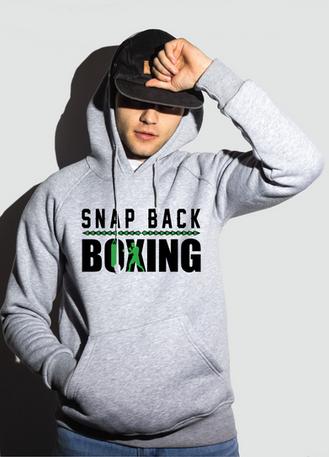 Fashion Design - Client Snapback Boxing