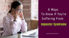 6 Ways To Know If You're Suffering From Imposter Syndrome