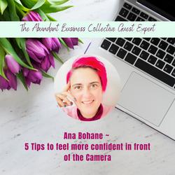 ABC Guest Ana Bohane SM
