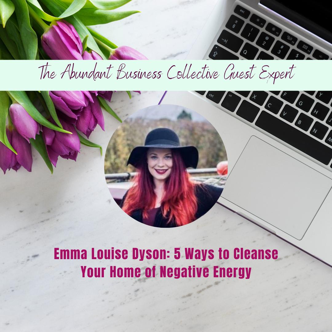ABC Guest Emma Dyson Negative Energy (1)