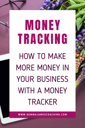 How to make more money in your Business with a Money Tracker