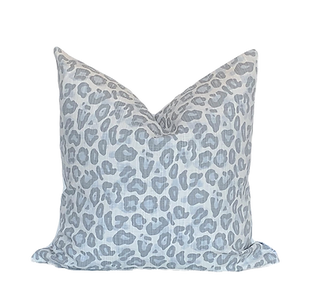 leopard print decor, leopard print pillow, cute pillows, modern pillows, accent pillows