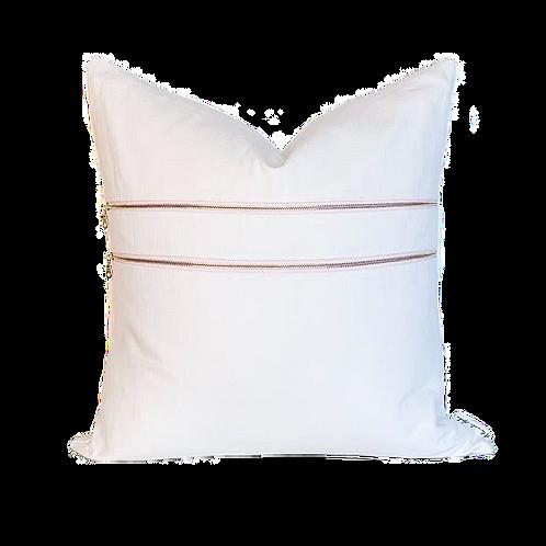 La Mariee in White Linen
