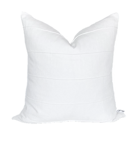 white pillows, texture pillows, farmhouse pillows, modern pillows, cream pillows