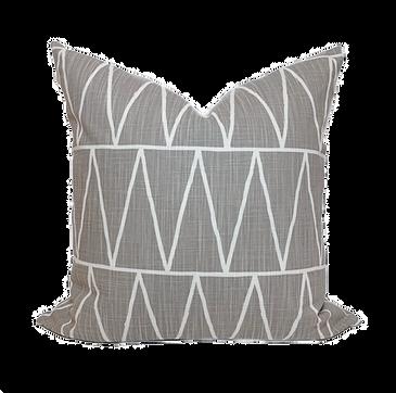 gray pillows, modern pillows, mid-century pillows,  cute pillows