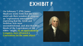 The Founders Wanted a Laser-Targeted Article V Convention (Part 6 of 8)