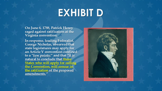 The Founders Wanted a Laser-Targeted Article V Convention (Part 4 of 8)