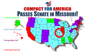Missouri Senate Compacts with America-Passes SB 433!