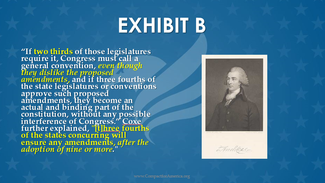 The Founders Wanted a Laser-Targeted Article V Convention (Part 2 of 8)