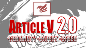 Article V 2.0, Part One: Certainty