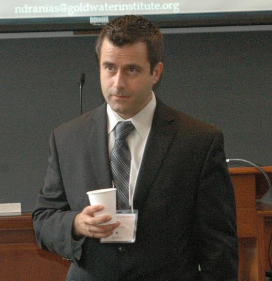 Nick Dranias