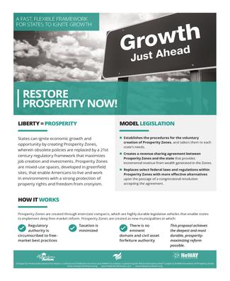 Restore Prosperity NOW!