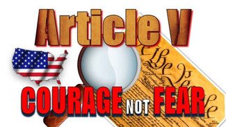 Article V: Cause For Fear, Or Call To Courage?