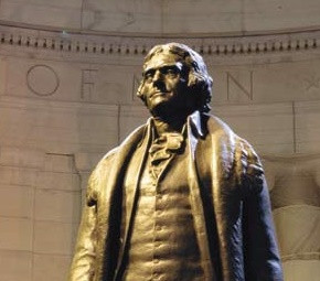 What Would Thomas Jefferson Do Now?