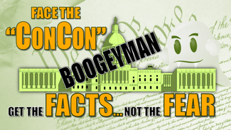 "The 8 Weapons you need to finally put the  ""ConCon"" Boogeyman to rest once and for all!"