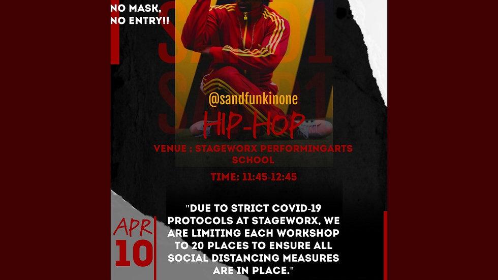 Sandile Zulu - HIP HOP