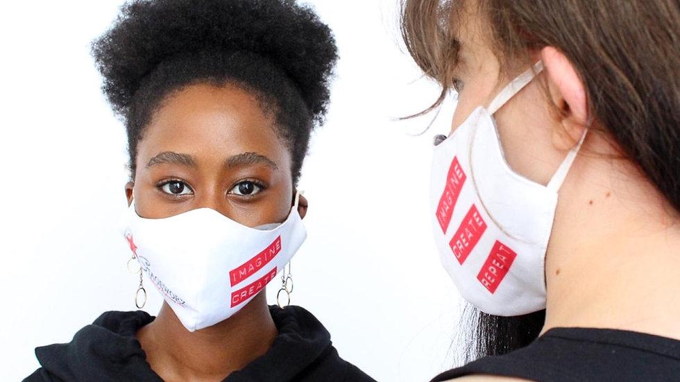 Stageworx Mask - WHITE