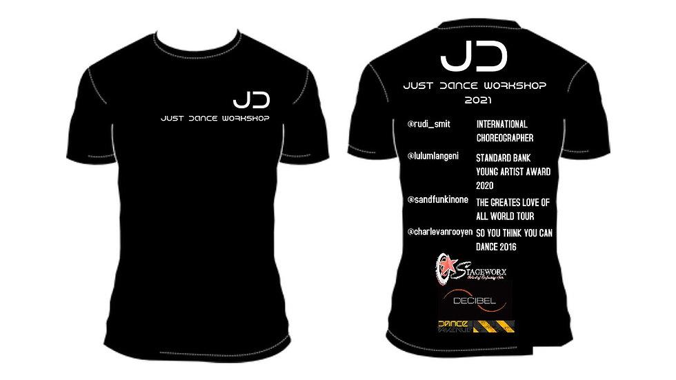 Just Dance - Workshop T-Shirt