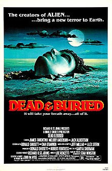 An Afternoon Chat with Gary Sherman - Director of Dead & Buried