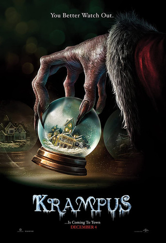 Krampus - A Christmas Retrospective