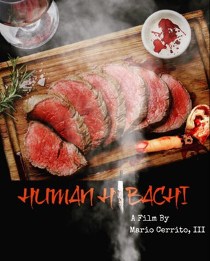 Who's hungry? Mario Cerrito - Writer and Director of Human Hibachi