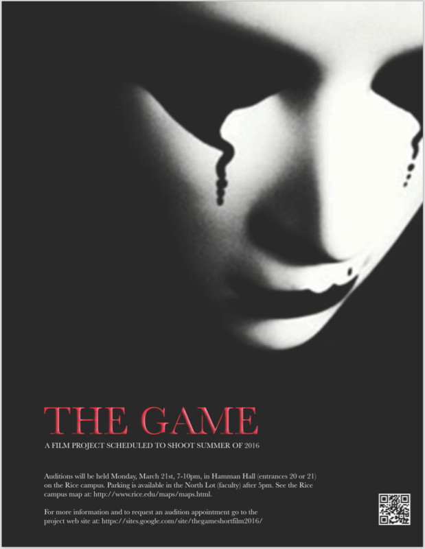 The Game screening and Q&A with Michael Cohn