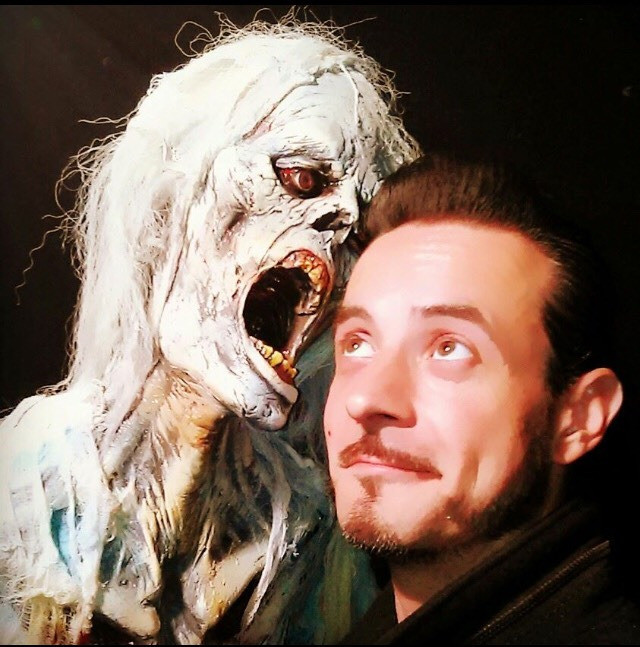 Zombie Dave Reda - Writer and Director of Horror of My Love