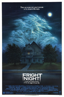 We talk about Tom Holland's Fright Night!