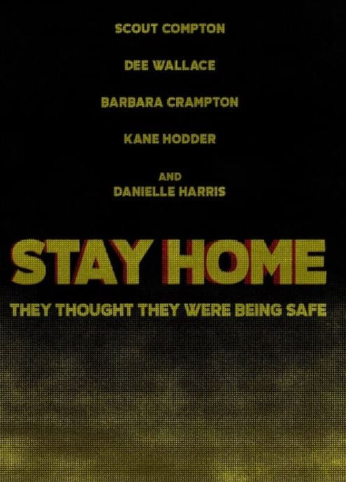 Stay Home | Short Film | Dee Wallace, Chris Heck, and Gabrielle Stone Q&A